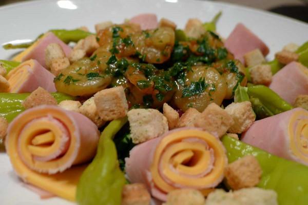 Salatteller ala Cheffe