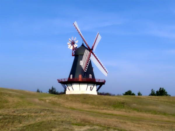 Die Mühle von Sønderho
