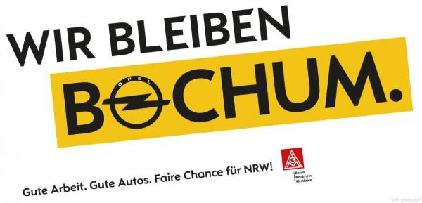 Wir bleiben Bochum.